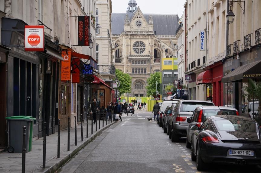 Reisijutt: kahekesi Pariisis