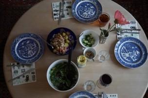 Õhtusöögiks mereannid