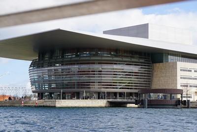 Maailma kõige moodsam, kuid ka kõige rohkem maksma läinud ooperimaja, Taani rahvusooper.